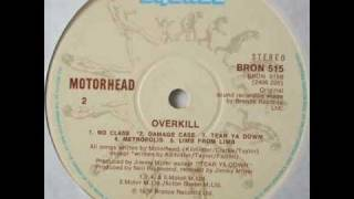 Motörhead - ( I won´t ) Pay your Price BBC concert 1979