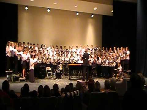 District III Honor Choir  Jan 2013 Topsham, Maine