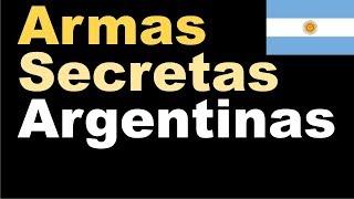 Armas Secretas de Argentina