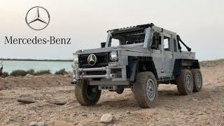 LEGO Technic Mercedes-Benz G63 6x6