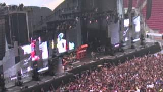 Die Ärzte - Bettmagnet (live am 15.06.13 im RheinEnergie Stadion Köln)