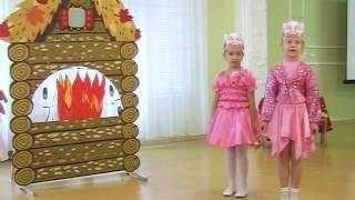 """Драматизация сказки """"Кошкин дом"""", детский сад"""