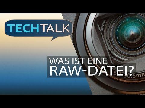 Was Bedeutet Raw-Datei?