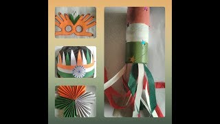 Kids Crafts For Indian Independence Day