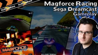 Magforce Racing | Sega Dreamcast | Gameplay HD VGA