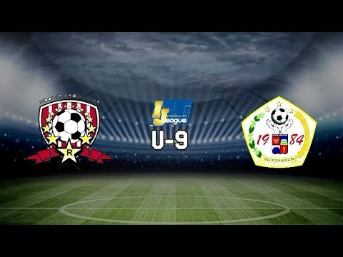 Indonesia Rising Star vs SSJ Kota Bogor [Indonesia Junior League 2019] [U-9] 4-8-2019