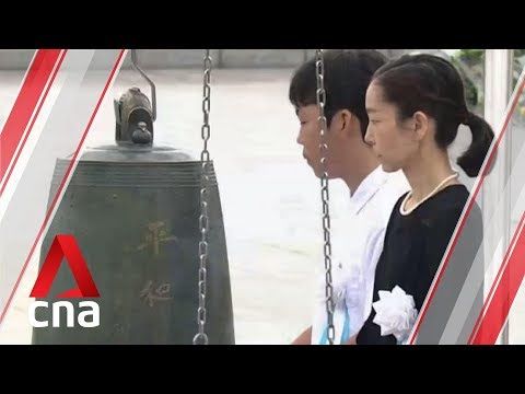 Hiroshima Marks 74th Anniversary Of Atomic Bombing