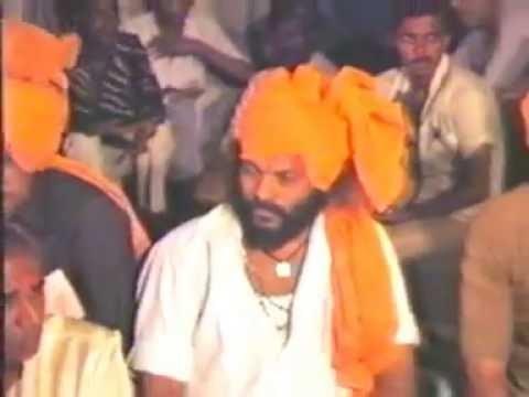 Balasaheb Thackeray speech at Kolhapur 1986