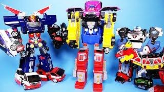미니특공대 최강전사, 헬로카봇 파워레인저 다이노포스 또봇 타요 뽀로로 로보카폴리 장난감 MiniForce Carbot PentaStorm Transformation