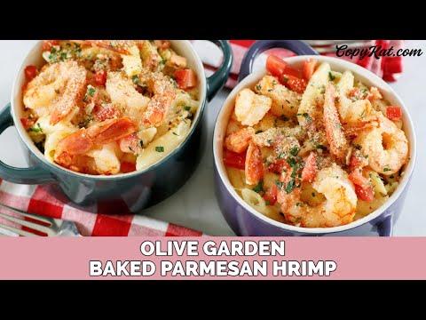 Olive Garden Baked Parmesan Shrimp - YouTube