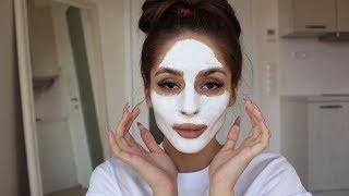 ZKOUŠÍM: Bílá maska (je lepší nez černá?!)