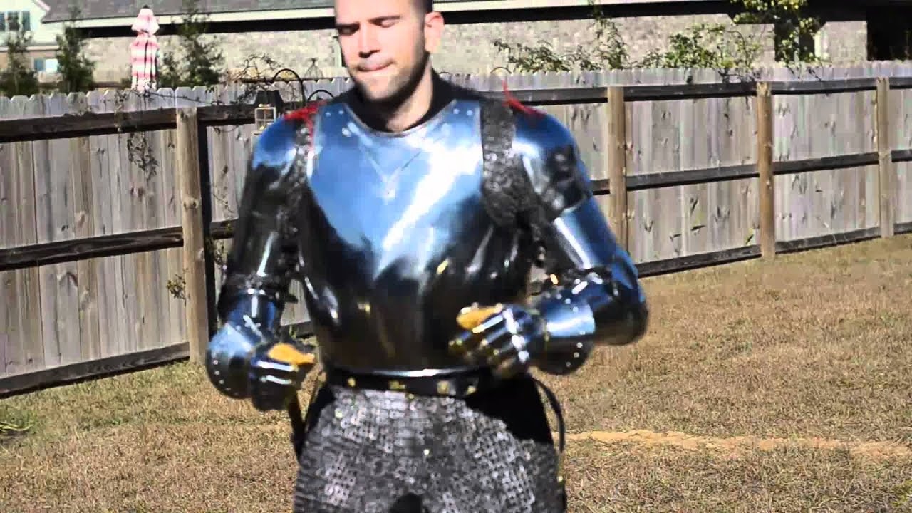 Mobility in Medieval Plate Armor |