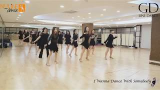 I Wanna Dance With Somebody - Line Dance (GD-Nuline Dance Korea)
