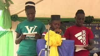 Tanzania New Converts Jalsa