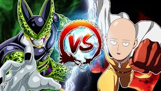 dragon-ball-z-abridged-cell-vs-saitama-genos-cellgames-teamfourstar