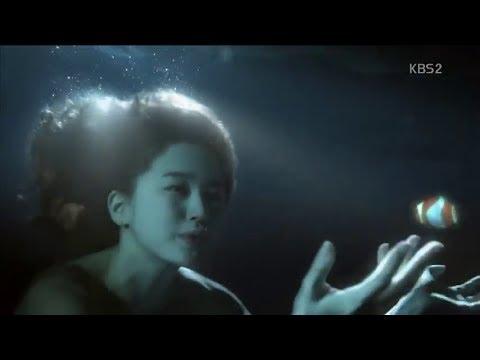 Yoon Eun Hye Amp Jung Yong Hwa Skinny Dipping Scene