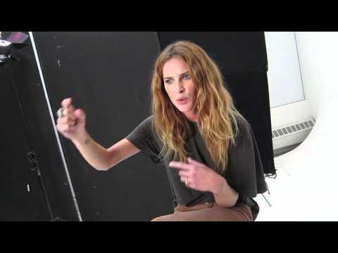 Lights Camera Fashion: Erin Wasson