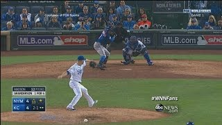 Power Outage Halts World Series