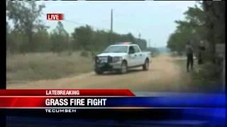 Brandon Beyer Reports From Pott. Co. Wildfire