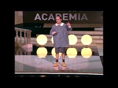 José Corbacho presentando los Premios Goya