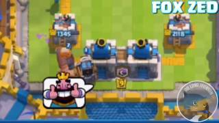 Funny Funny Moments & Glitches & Fails | Clash Royale Montage #30