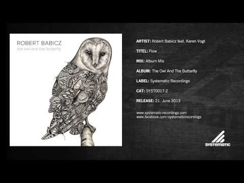 Robert Babicz feat. Karen Vogt - Flow [The Owl and the Butterfly] [Track 20] mp3