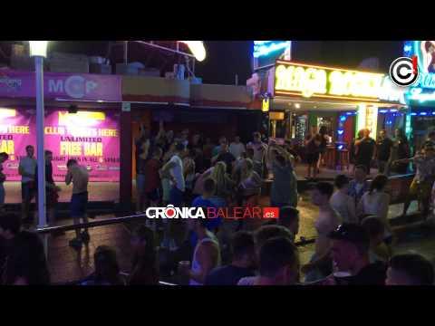 Los desfases del sexo, las drogas y el alcohol de Punta Ballena