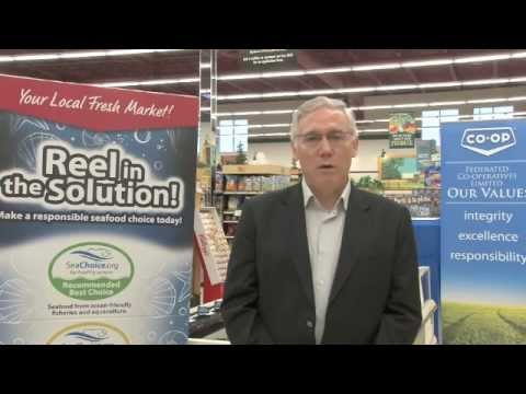 "FCL & SeaChoice ""Reel in the Solution!"" • Vic Huard"