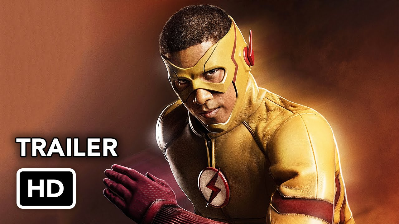 The Flash Season 3 Comic-Con Trailer (HD)