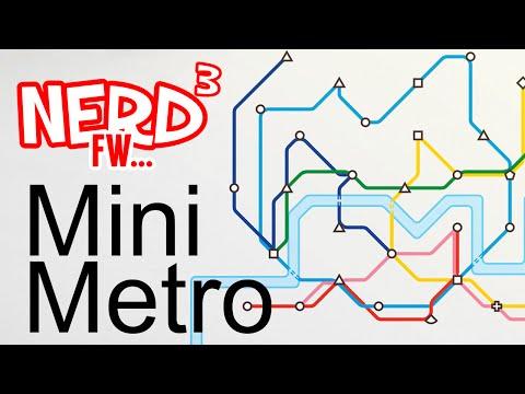 Mini Metro - Nerd³ FW