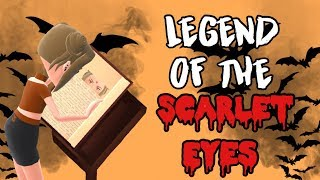 The Legend of the Scarlet Eyes - A HH Short Film
