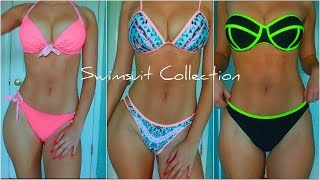 Swimsuit Collection 2016 + TRY ON!  | Victoria's Secret, Aliexpress & more!