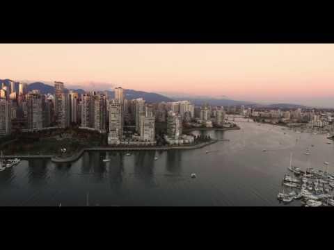 Vancouver Seawall | Drone VLog 3