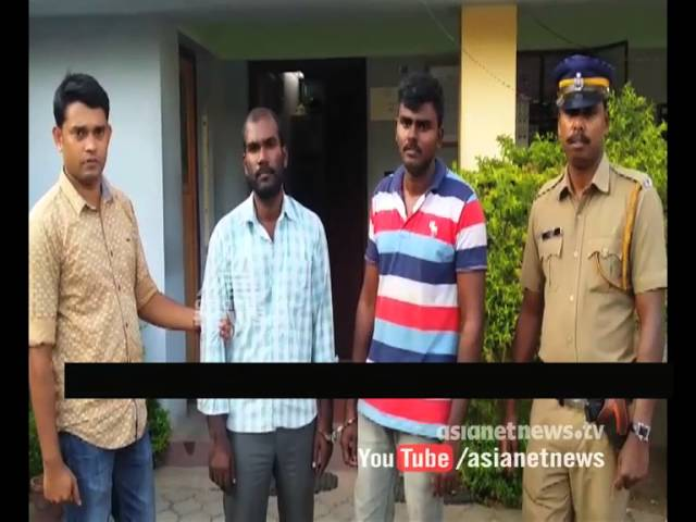 Cheating in the name of Railway officials , two arrested   FIR 6 March 2016