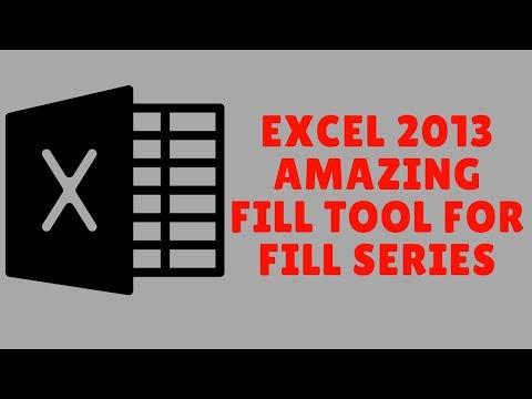 Tutorial Excel Rellenar, Series, Lista Personalizada.wmv ...