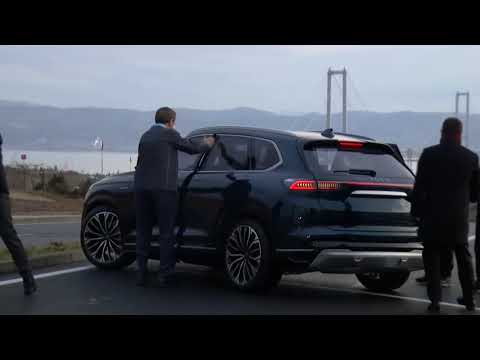 FIRST LOOK: Turkey's TOGG Debuts Electric SUV & Sedan Designed By Pininfarina