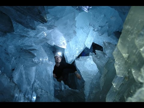 Mexico's Cave Of The Crystals