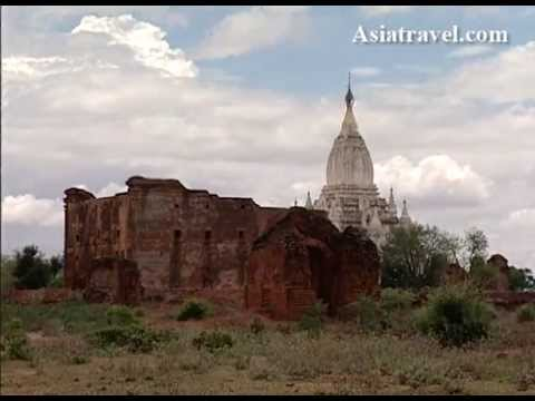 History of Myanmar King Anawraha Pagan Empire, Myanmar by Asiatravel.com
