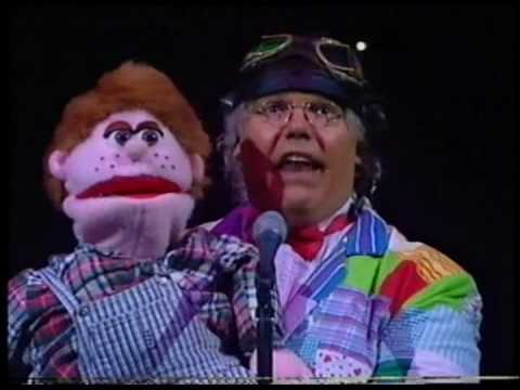 """Roy 'Chubby' Brown - """"The Santa Claus Song"""""""