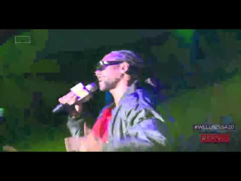 Snoop Dog Performs At The Mary Jane Wellness Retreat