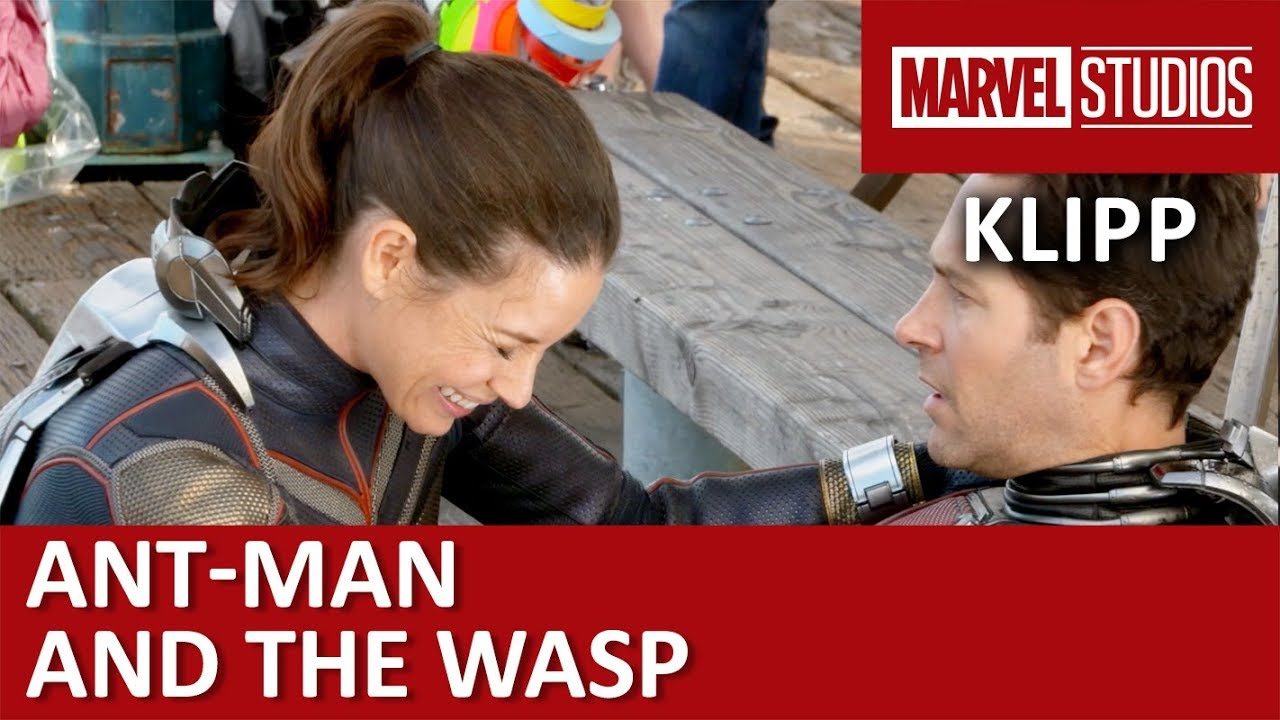 Bonusmaterial: It takes two | Ant-Man and the Wasp