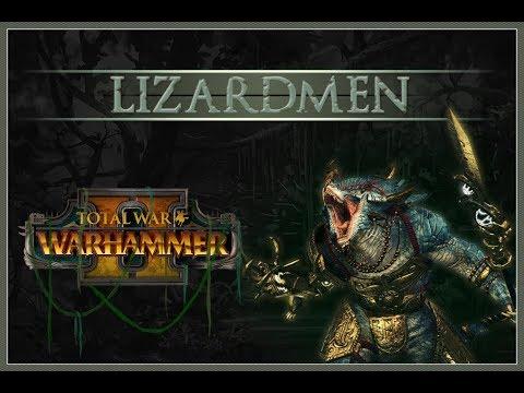 Ambushed By 6000 Skaven - Total War: Warhammer 2 Gameplay - Lizardmen Campaign #2
