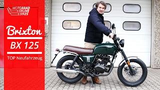 motorrad brune bikes brixton bx 125 neu 2 395 eur