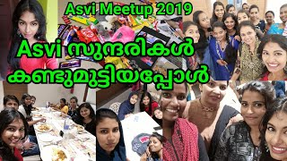 Asvi Malayalam Meet and Greet 2019|Lots of gifts from Asvi family|Best day in my life|Asvi meetup
