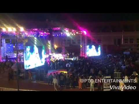 Maestro Ilayaraja live concert moments in Gachibowli stadium Hyderabad