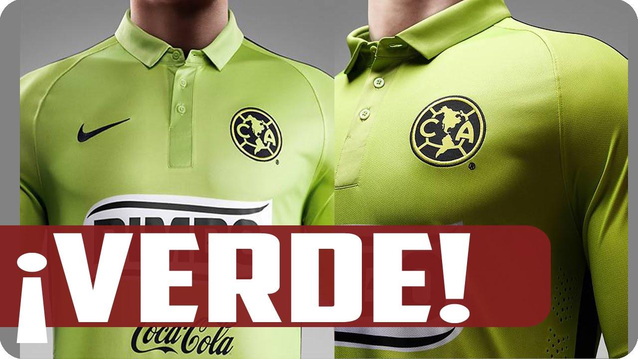 Nuevo uniforme del america verde uniforme for Cuarto uniforme del america