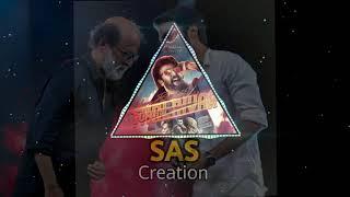 Kaali Theme Music Petta Trailer Theme Music Video Fan Made