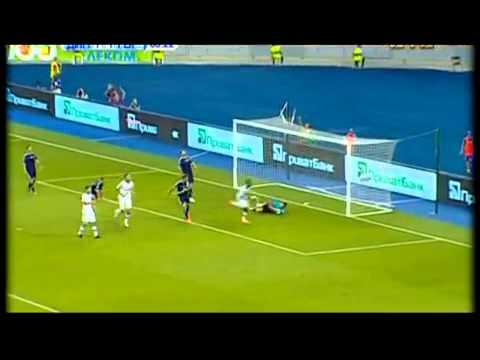 Dynamo Kiev   Goals 2012 2013