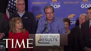 Mike Braun Beats Joe Donnelley In Indiana Senate Race | TIME