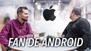 Como ve a Apple un fan de Android en 2020